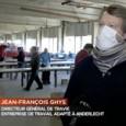 Travie : au coeur d'un réseau solidaire (masques)